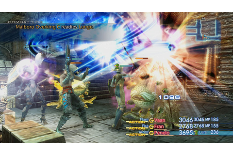 New Games: FINAL FANTASY XII - THE ZODIAC AGE (PlayStation ...