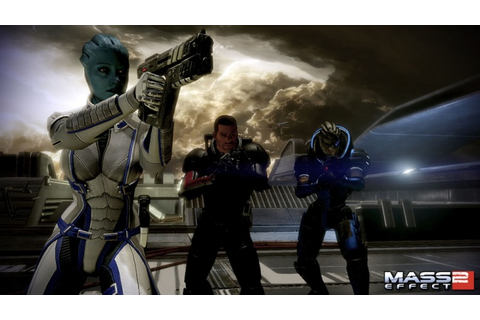 "Mass Effect 2 ""Lair of the Shadow Broker"" DLC Mini-Review ..."
