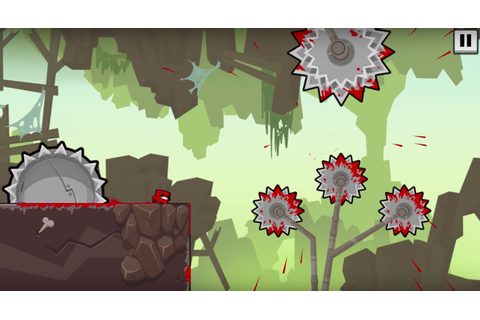 Super Meat Boy Forever Xbox One X Native 4K/60fps Being ...