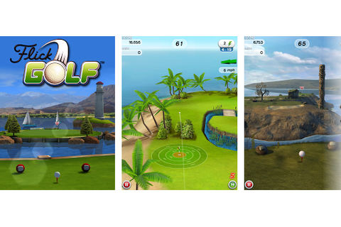 Flick Golf Android Free Download | Latest Game - Free ...