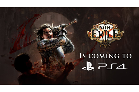 Path of Exile: PlayStation 4 Release Trailer - YouTube