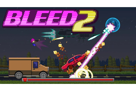 Bleed 2 Announce Trailer - YouTube