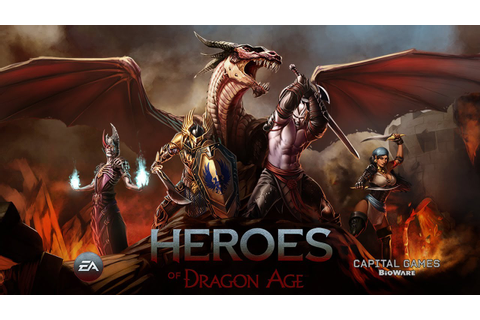 Heroes of Dragon Age - Universal - HD Gameplay Trailer ...