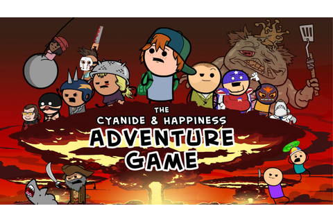 The Cyanide & Happiness Adventure Game by Cyanide ...