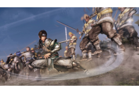 Yes, It's Time For Some More Dynasty Warriors 9 Character ...