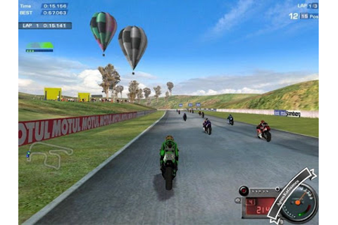 Moto Racer 3 - PC Game Download Free Full Version
