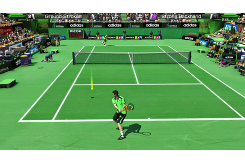 Games Free: Virtua Tennis 4 Game Free Download For PC