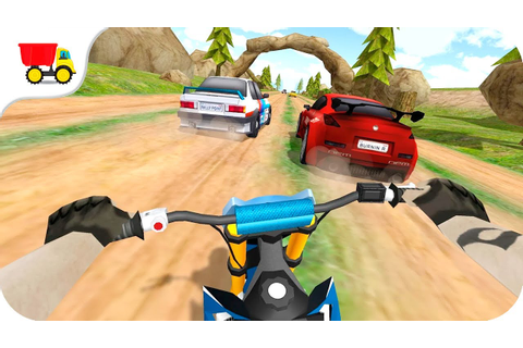 Bike Racing Games - Dirt Bike Rally Racing Turbo ...