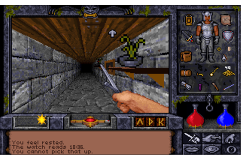 Ultima Underworld II: Labyrinth of Worlds Screenshots for ...