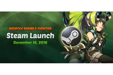 Rumble Fighter: Unleashed on Steam