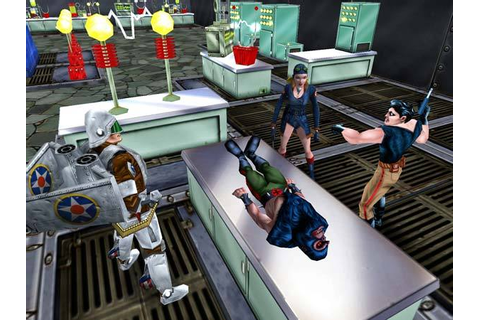 Download Freedom Force vs. the Third Reich Full PC Game