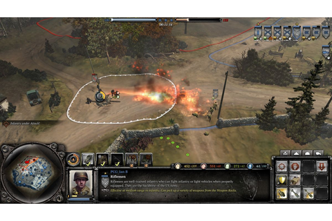 Company of Heroes 2: The Western Front Armies review | PC ...