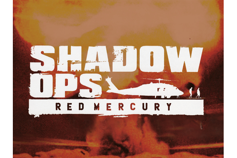 Shadow Ops: Red Mercury [Online Game Code]
