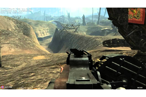 Verdun Gameplay - World War 1 PC Game (2013) - YouTube