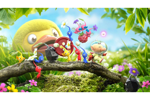 Hey! Pikmin Feels Like a Kids Game And That's OK - IGN