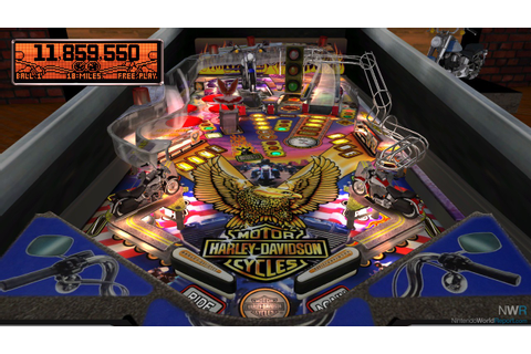 Stern Pinball Arcade - Game - Nintendo World Report