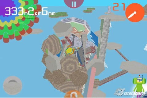 I Love Katamari Screenshots, Pictures, Wallpapers - iPhone ...