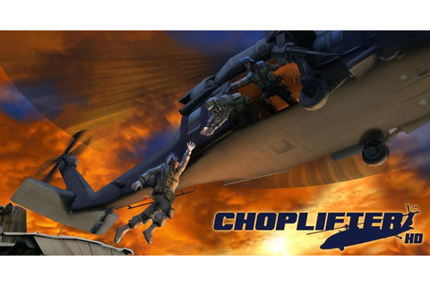 Choplifter HD - Download Full Version Pc Game Free
