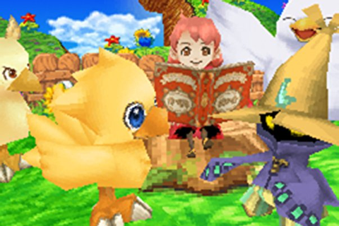 Final Fantasy Fables: Chocobo Tales – NDS | Video Game ...