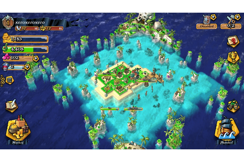Plunder Pirates | Articles | Pocket Gamer