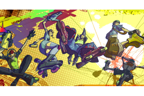 Jet Set Radio Future Wallpaper and Background Image ...