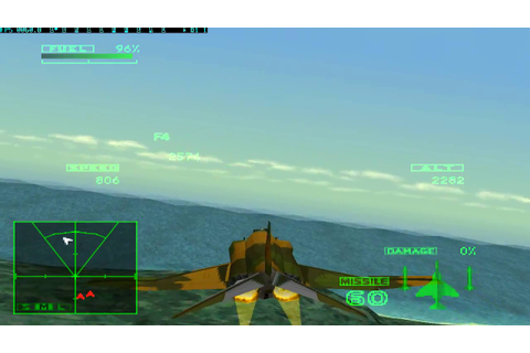 Ace Combat 2 Download Game | GameFabrique