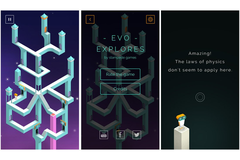 Evo Explores defies your meager understanding of geometry ...