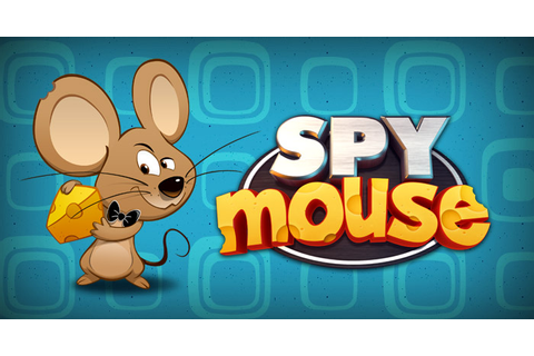 From Firemint With Love - SPY Mouse Is A Bond-esque Game ...