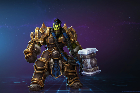 Heroes of the Storm multiplayer online battle arena, video ...