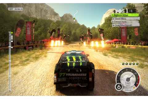 Colin McRAE: Dirt 2 - PC-Game Hunters