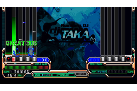 beatmania IIDX 4th style - Final Count Down (MTO CRY BABY ...
