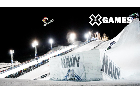 X Highlights: Women's Snowboard Big Air | X Games Aspen ...