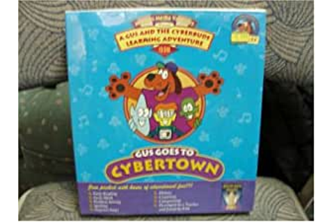 Amazon.com: Gus Goes to Cybertown