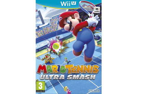 Mario Tennis: Ultra Smash - Wii U Game | Multirama.gr