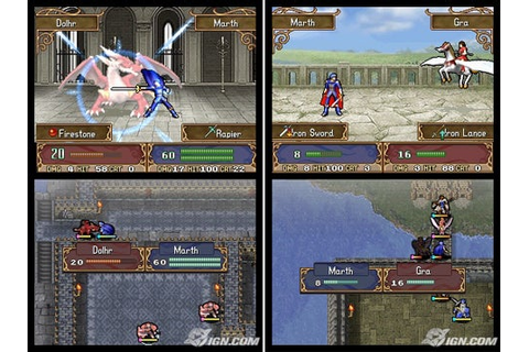 Fire Emblem: Shadow Dragon Review - IGN