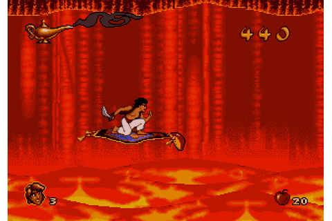 Aladdin (video game) - Disney Wiki