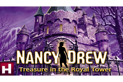 Nancy Drew: Treasure in the Royal Tower Official Trailer ...