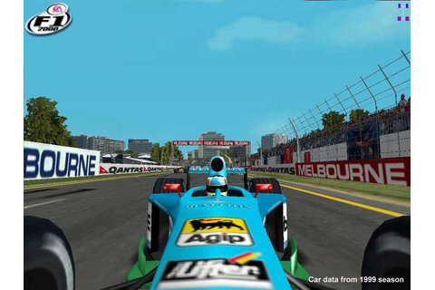 F1 2000 Download Free Full Game | Speed-New