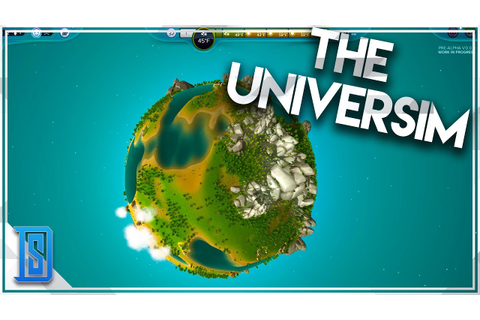 "Demo Demonstrates ""The Universim ""-PLAYING GOD/GOD GAME ..."