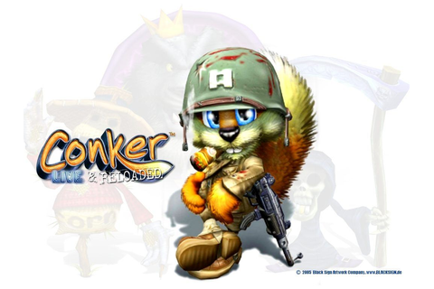 Conker Live and Reloaded | Games | Videojuegos, Juegos