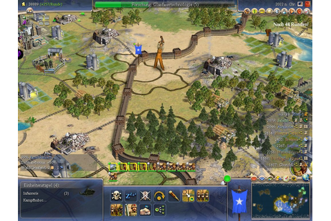 Sid Meier's Civilization IV: Warlords Screenshots for ...