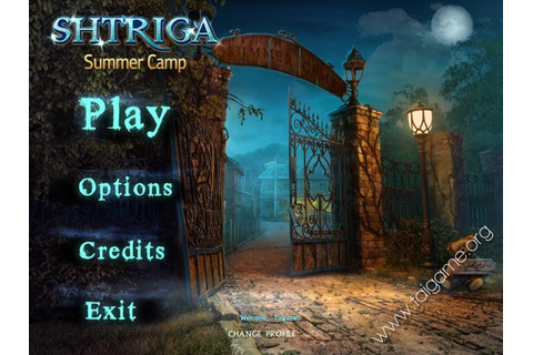 Shtriga Summer Camp - Download Free Full Games | Hidden Object games