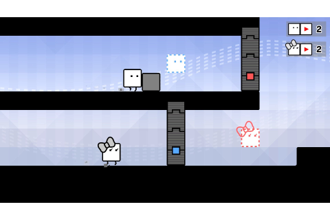 BoxBoy + BoxGirl! is Shaping Up to be Another Puzzle Champ ...