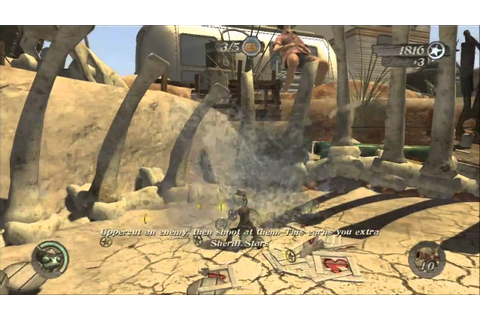 Rango Walkthrough: Tale 1 *Hard Difficulty* [HD] (PS3/XBOX ...