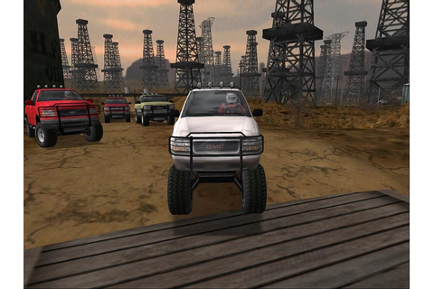 Games: 4x4 Evolution|NVIDIA