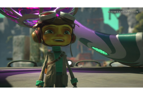Psychonauts 2 World Premiere Trailer | The Game Awards ...