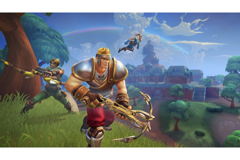 Realm Royale Is Now Available As A Free Download On Switch ...