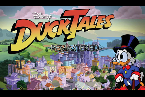 First look: DuckTales: Remastered | Apple TV Blog