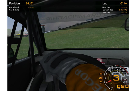 Race: The Official WTCC Game Download (2006 Simulation Game)