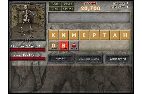 Dungeon Scroll Gold Edition - Fun Games